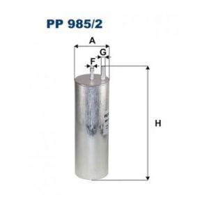 PP985/2 Filtron Filtr paliwa